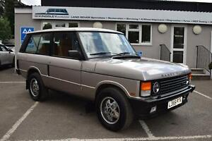 1992 RHD RANGE ROVER CLASSIC 2 DOOR 4.6I—KR SPECIFICATION—BEWDLEY COMMISSION