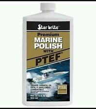 Star Brite Premium Marine Polish with PTEF 85732 32 fl. oz.