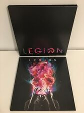 FX LEGION PRESSKIT BOOK/PRESS KIT RELEASE/LOGO BOX/MARVEL COMIC X-MEN FILM 1