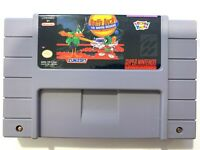 Daffy Duck Marvin Mission - SNES Super Nintendo Game Tested + Working &Authentic