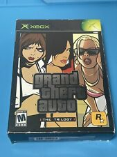 Grand Theft Auto: The Trilogy (Microsoft Xbox, 2005)