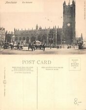 England - Manchester - The Cathedral WITH CARRIAGES (A-L 375)