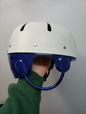 Danmar Hard Shell Helmet Size Large with chin strap.