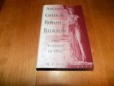 ANCIENT GREEK AND ROMAN RELIGION Two Volumes in One Ancient Greece Rome Book