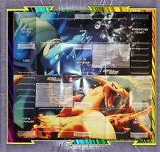 Tapis De Jeu Pour Jeux De Cartes A Collectionner Pokemon Ebay