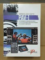 Audiovox PAV-1 Am-Fm Radio / Monitor / Cassette player, CD Changer Control NEW