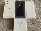Apple iPhone AirPods Empty Box Lot 11 8 6 Great Shape