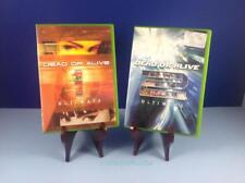 Dead or Alive Ultimate 1 & 2 Xbox Original Complete Tested