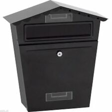 Cassette della posta nero