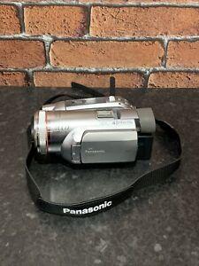 Panasonic NV-GS500 4MP 3CCD MiniDV Camcorder 12x Zoom PAL Video Transfer