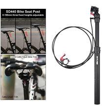 Bici Contagocce Reggisella 27.2x440mm Regolabile A Distanza Reggisella