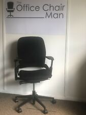 Steelcase Leap V2 In Manufacturers Original Black Upholstery Had 74 Only 10 Left