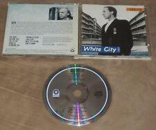 PETE TOWNSHEND White City - A Novel CD 1985 Atco THE WHO Iron Empty No Barcode**