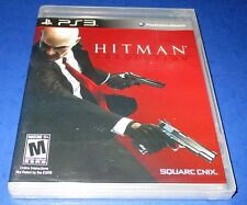 Hitman: Absolution Sony PlayStation 3 *Factory Sealed! *Free Shipping!