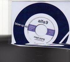 (FD47) Alfa 9, Mad Song - 2014 DJ CD