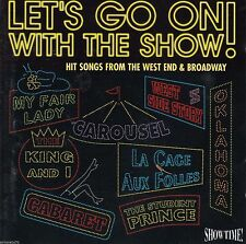 Let's Go On With The Show! Hit Songs From The Broadway & The London Stage