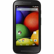 Seller Refurbished Motorola Moto E Android Smartphone for Tracfone (Over 14GB+).