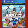 OVERRIDE MECH CITY BRAWL - PlayStation 4 PS4 ~7+ Brand New & Sealed!