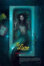 THE LURE Movie 27x40 POSTER Córki dancingu Polish Mermaid Sisters
