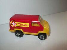 1978 Tonka Ambulance Emergency Vehicle Truck Van Toy