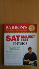Barron's SAT Subject Test Physics by Herman Gerwitz and Jonathan S. Wolf M.A.