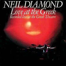 NEIL DIAMOND LOVE AT THE GREEK CD NEW