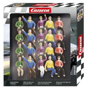 Carrera 21129 Set Of Figures Grandstand  (20) : 1/32