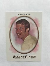 2017 Allen & Ginter Baseball Card #142 Tom Anderson MySpace Co-Founder NM/MT
