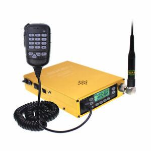 Leixen VV-898SP 25W 12000mAh Dual Band 136-174&400-470MHz Mobile Transceiver