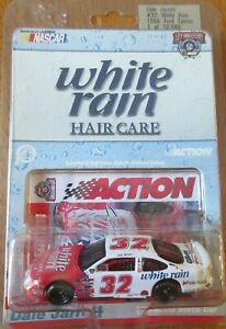 Dale Jarrett #32 White Rain 1998 Ford Taurus 1 of 10,080 Action Racing 1:64