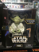 Star Wars The Force Awakens Jedi Master Yoda 18cm Action Figure Model Statue Toy
