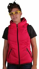 Bench Womens Snooty B Puffy Vest Bubble Jacket BLKA-1717 NWT