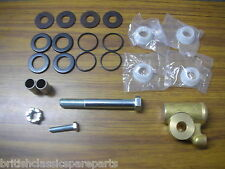 Trunnion (Stanpart) & Fitting Kit, Front Lower RH, Triumph TR4a, TR5, TR6