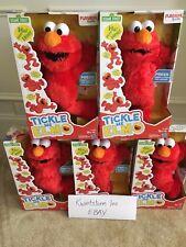 Tickle Me Elmo Sesame Street Playskool Friends 2017 HOT for Christmas NIB!!!