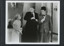 LAUREL & HARDY PHOTO - 1960s REPRINT OF A 1930s PHOTO - HAL ROACH COMEDY