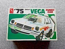AMT  CHEVY  1975  VEGA  FUNNY CAR   1/24 MODEL KIT