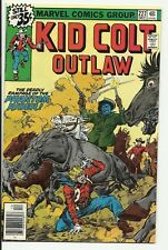 Kid Colt Outlaw #227 - VF/NM 9.0 - Bronze Age Marvel Western Comic Book