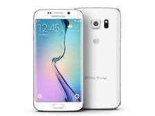 Samsung Galaxy S6 Edge Sprint SM-G925P White Smartphone