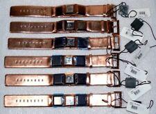 6x D&G Damen Armbanduhr DW0271 Dance Dolce&Gabbana Uhr Rosa Gold Zifferblatt Def