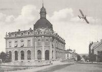 Sonderflug Frauenfeld-Zürich Flugmeeting 1912 mit Stempel und Frankatur