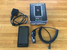 Motorola Droid X Mb810 - Black (Verizon) Phone