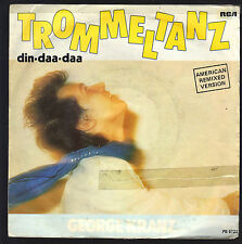 TROMMELTANZ (din_daa_daa) - american remixed version # GEORGE KRANZ