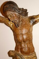 Importante scultura Corpus Christi, XVI Secolo