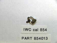 IWC cal 854 Automatic shock spring bridge part  854013