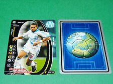 FOOTBALL CARD WIZARDS 2001-2002 FRANCK JURIETTI OLYMPIQUE MARSEILLE OM PANINI