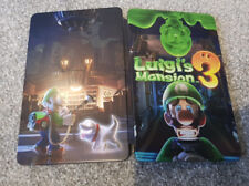 Luigi's Mansion 3 Limited Glow in the Dark Steelbook, Nintendo Switch (No Game)