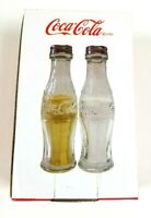 Coca Cola Salt and Pepper Shakers 2006 Collector's item nice Gift