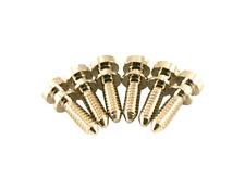 KLUSON® ABR - 1 INTONATION SCREW NON WIRED - BRASS - NICKEL (SET 6)