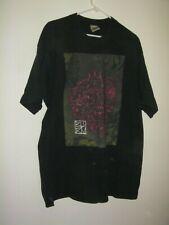Rare Sister Machine Gun Original Burn Tour Shirt Mens  XL / XXL 90s