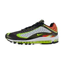 Nike Air max de Lujo Negro/Blanco/Amarillo Hombre Zapatillas AJ7831-003
